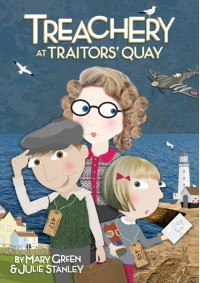 Treachery at Traitors' Quay book cover